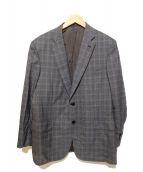 BRIONI(ブリオーニ)の古着「フォーマルジャケット」|ブルー