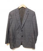 BRIONI(ブリオーニ)の古着「フォーマルジャケット」 ブルー