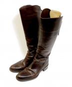 SARTORE(サルトル)の古着「ジョッキーブーツ」|ダークブラウン