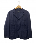 Engineered Garments(エンジニアドガーメンツ)の古着「Bedford Jacket」|ネイビー