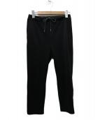 LAppartement(アパルトモン)の古着「AMERICANA Jersey パンツ」 ブラック