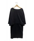 LAUTRE AMONT(ロートレアモン)の古着「ワンピース」|ブラック