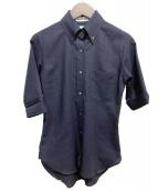 MADISON BLUE(マディソンブルー)の古着「ベーシックシャツ」|ネイビー