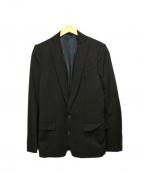 ato(アトウ)の古着「テーラードジャケット」 ブラック