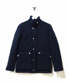 FRED PERRY(フレッドペリー)の古着「キルティングジャケット」|ネイビー
