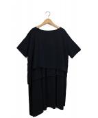 M2 by Sensounico(エムニバイセンソユニコ)の古着「ワンピース」|ネイビー