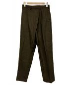 TOGA PULLA(トーガ プルラ)の古着「スラックス」|ブラウン