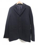 UNITED ARROWS()の古着「カットオフ3Bジャケット」 ネイビー