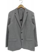SOLIDO(ソリード)の古着「コットンポリセットアップスーツ」|グレー