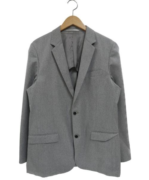 SOLIDO(ソリード)SOLIDO (ソリード) コットンポリセットアップスーツ グレー サイズ:3の古着・服飾アイテム