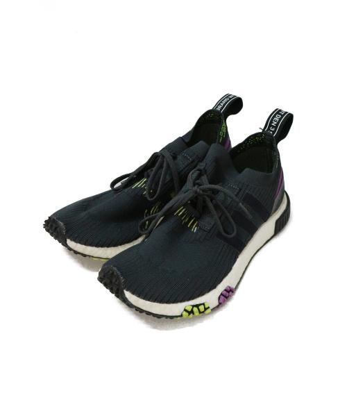 adidas(アディダス)adidas (アディダス) NMD RACER PK ブラック サイズ:24.5 B37640の古着・服飾アイテム