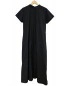 mici(ミディ)の古着「マキシワンピース」|ブラック