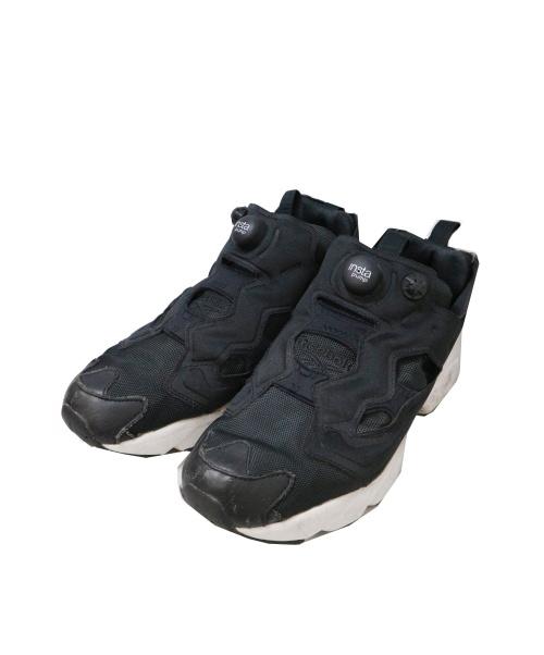 REEBOK(リーボック)REEBOK (リーボック) ポンプフューリー ブラック サイズ:27.5の古着・服飾アイテム