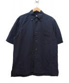 BARBA(バルバ)の古着「コットンシャツ」|ブラック