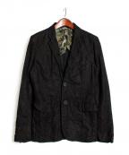 COMME des GARCONS HommePlus(コムデギャルソンオムプリュス)の古着「アンコンジャケット」|ブラック