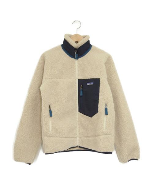 Patagonia(パタゴニア)Patagonia (パタゴニア) クラシックレトロXジャケット ベージュ サイズ:XS 23056FA19 CLASSIC RETRO-X JACKETの古着・服飾アイテム