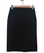 theory(セオリー)の古着「スカート」|ブラック