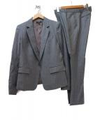 theory(セオリー)の古着「パンツスーツ」|グレー