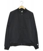 New Era(ニューエラ)の古着「ブルゾン」|ブラック