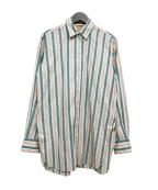 BACCA(バッカ)の古着「ストライプシャツ」