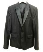 BLK DNM(ブラックデニム)の古着「テーラードジャケット」|ブラック