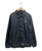 JORDAN(ジョーダン)の古着「BCFC コーチジャケット」|ブラック