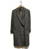 DAMA collection(ダーマコレクション)の古着「コート」|グレー