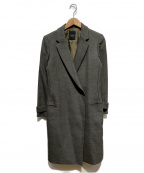DAMA collection(ダーマコレクション)の古着「コート」 グレー