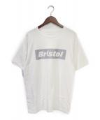 F.C.R.B.(エフシーアールビー)の古着「Tシャツ」|ホワイト