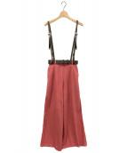 Ameri VINTAGE(アメリビンテージ)の古着「パンツ」|ピンク