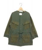 Ameri VINTAGE(アメリビンテージ)の古着「REASSEMBLY ARMY JACKET」|オリーブ