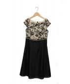 TOCCA(トッカ)の古着「LAGOONドレス」|ブラック