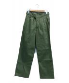 SINME(シンメ)の古着「グルカパンツ」|グリーン