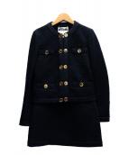 MOSCHINO(モスキーノ)の古着「セットアップ」 ブラック