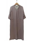 UNITED TOKYO(ユナイテッドトウキョウ)の古着「ワンピース」|ベージュ