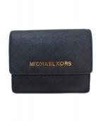 MICHAEL KORS(マイケルコース)の古着「カードケース」|ブラック