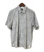 ()の古着「半袖柄シャツ」