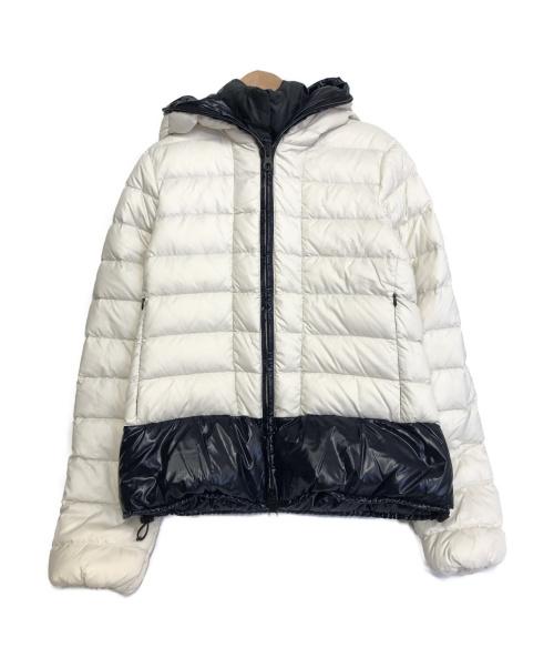 DUVETICA(デュベティカ)DUVETICA (デュベティカ) ダウンジャケット オフホワイト サイズ:42 ALEXINAの古着・服飾アイテム