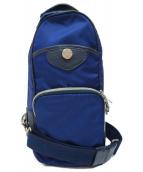 Orobianco(オーロビアンコ)の古着「ワンショルダーバッグ」|ブルー