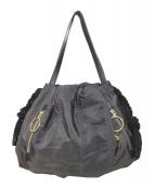 SEE BY CHLOE(シーバイクロエ)の古着「FLO フロー/ MEDIUM SHOULDER BAG」|グレー