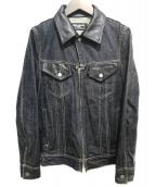 RUDE GALLERY(ルードギャラリ)の古着「デニムジャケット」|インディゴ