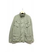 Barbour(バブアー)の古着「ジャケット」|オリーブ
