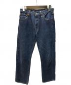 LEVI'S(リーバイス)の古着「501デニムパンツ」|ブルー