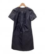 BURBERRY PRORSUM(バーバリープローサム)の古着「ワンピース」|ブラック