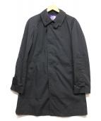 THE NORTHFACE PURPLELABEL(ザノースフェイスパープルレーベル)の古着「ステンカラーコート」|ネイビー