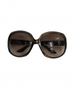 Christian Dior()の古着「サングラス」|ブラウン