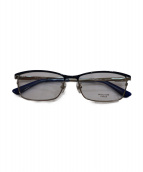 POLICE(ポリス)の古着「眼鏡」|ブルー