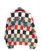 Supreme(シュプリーム)の古着「パッチワークジャケット」|マルチカラー