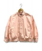BERARDI(ベラルディ)の古着「ジャケット」|ピンク