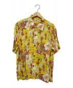 ()の古着「アロハシャツ」|イエロー